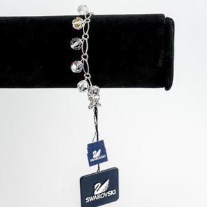 NWT Swarovski crystal bracelet